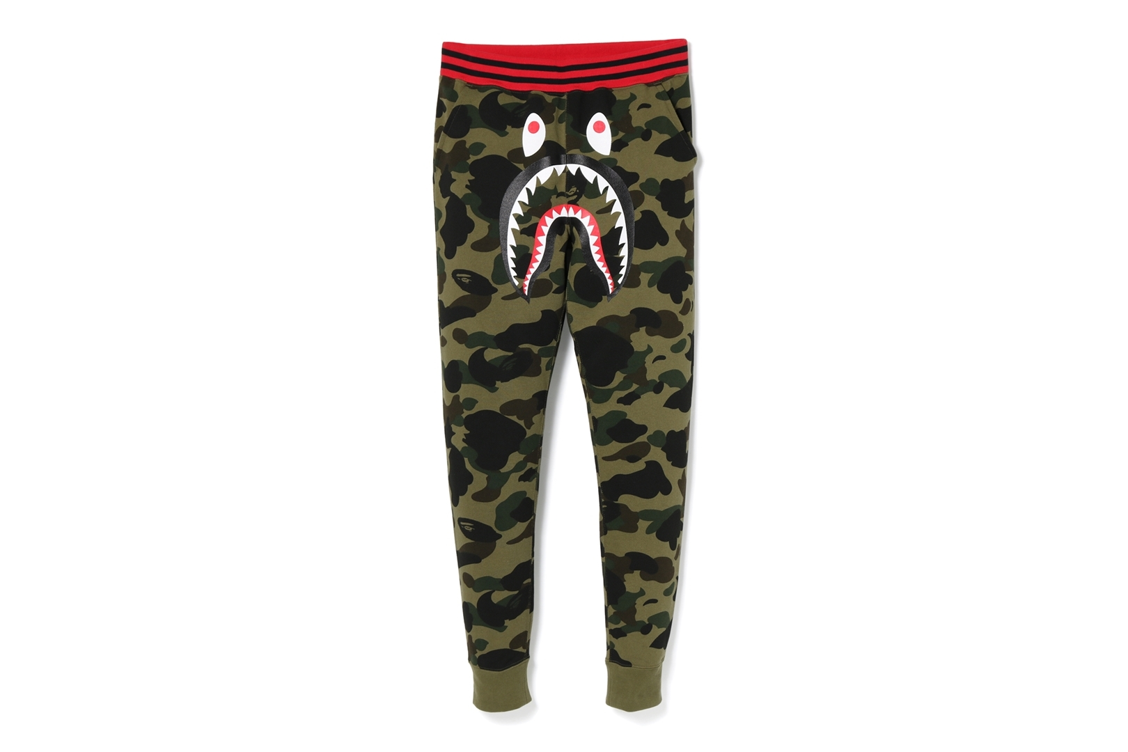 1ST CAMO SHARK SLIM SWEAT PANTS_a0174495_17333461.jpg