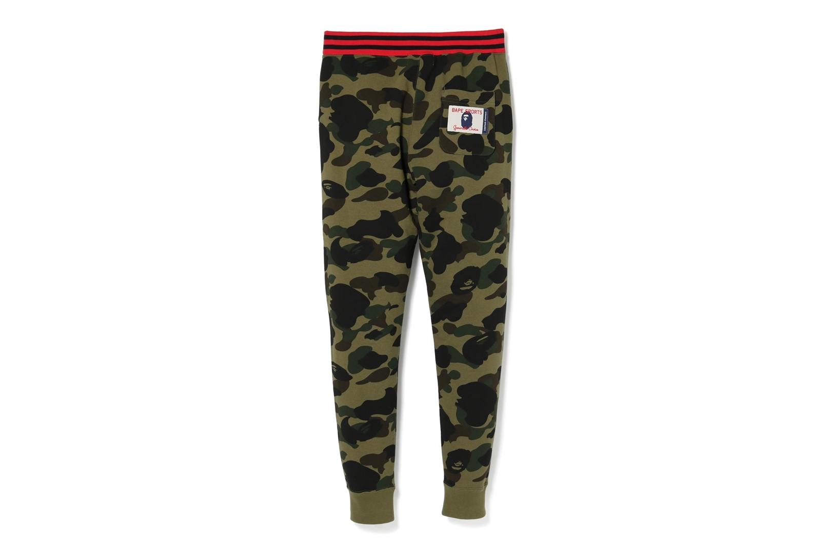 1ST CAMO SHARK SLIM SWEAT PANTS_a0174495_17334316.jpg