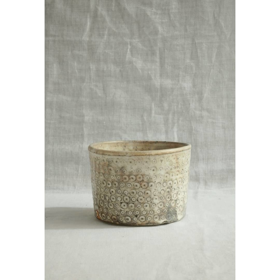塩鶴るりこさんの陶展 - 食の記憶 - 7_f0351305_22360061.jpg