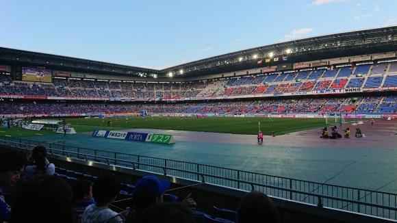 2018JリーグDivision1第31節 横浜Fマリノス - FC東京_b0042308_11472807.jpg