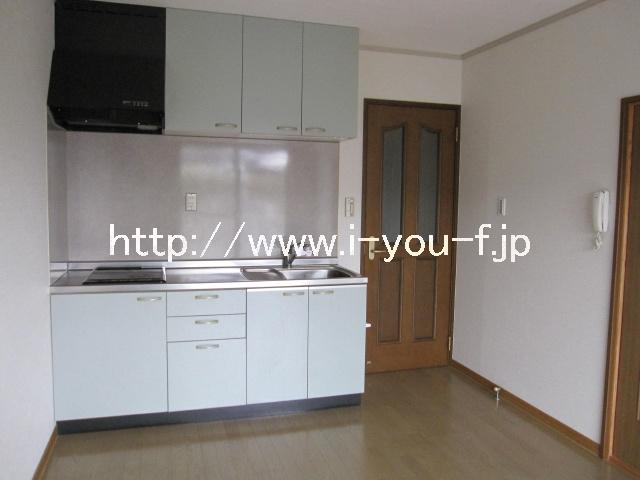 堤 2DK アパート_b0170834_17101501.jpg
