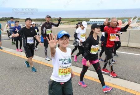 富山マラソン2018_b0151262_16363818.jpg