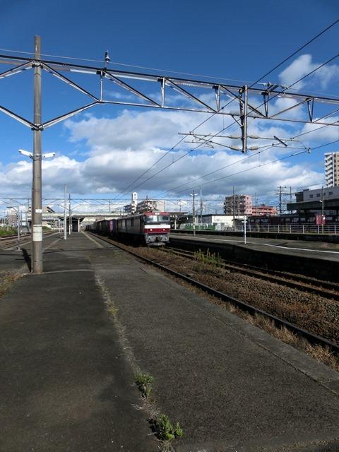 藤田八束の鉄道写真@貨物列車を追いかけて写真を撮りました・・・貨物列車を激写_d0181492_19281867.jpg