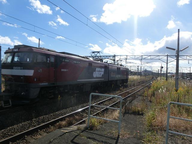 藤田八束の鉄道写真@貨物列車を追いかけて写真を撮りました・・・貨物列車を激写_d0181492_19285343.jpg
