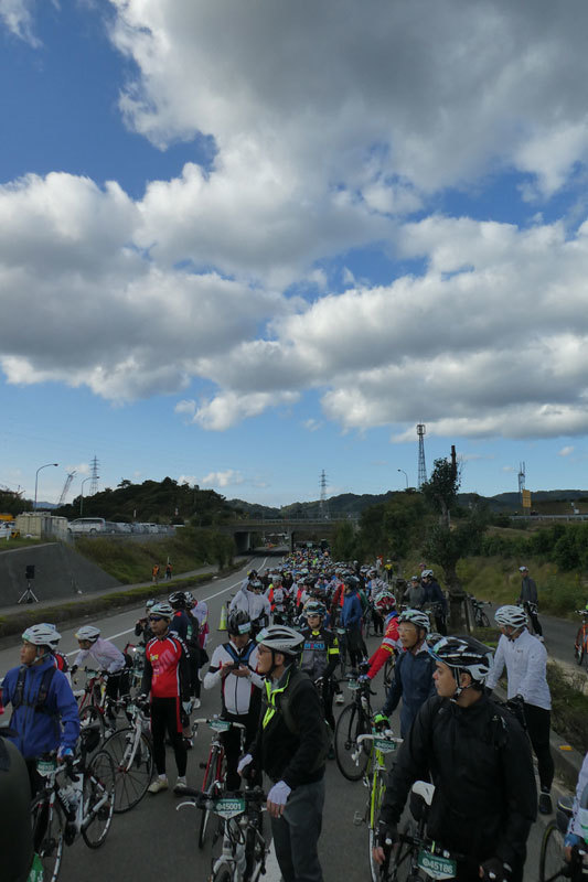 サイクリングしまなみ2018  イベント本番!_d0383596_07491106.jpg
