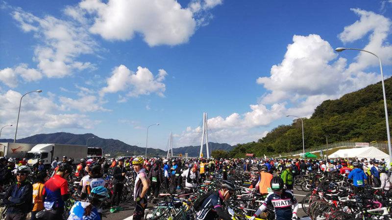 サイクリングしまなみ2018  イベント本番!_d0383596_09194063.jpg