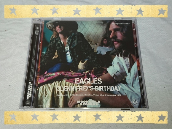 EAGLES / GLENN FREY\'S BIRTHDAY_b0042308_16390041.jpg