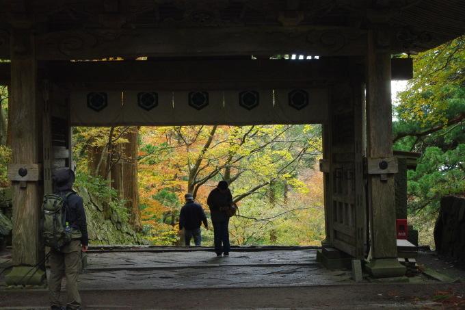No  164  紅葉の大山寺周遊(2018年11月3日)_d0341514_08510617.jpg