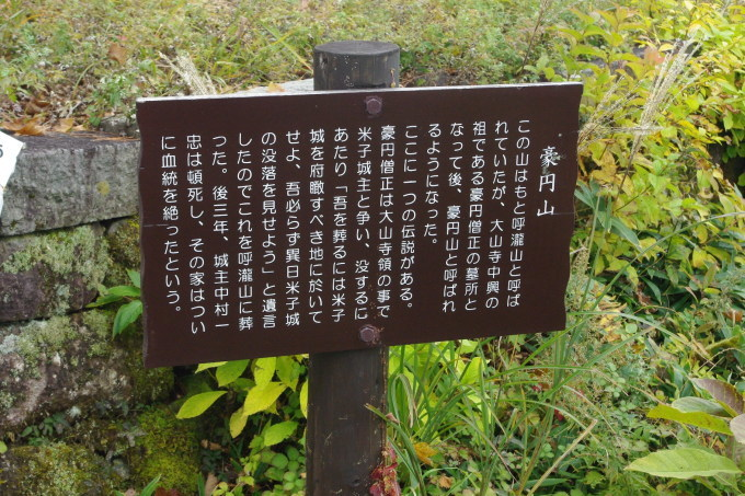 No  164  紅葉の大山寺周遊(2018年11月3日)_d0341514_09012755.jpg