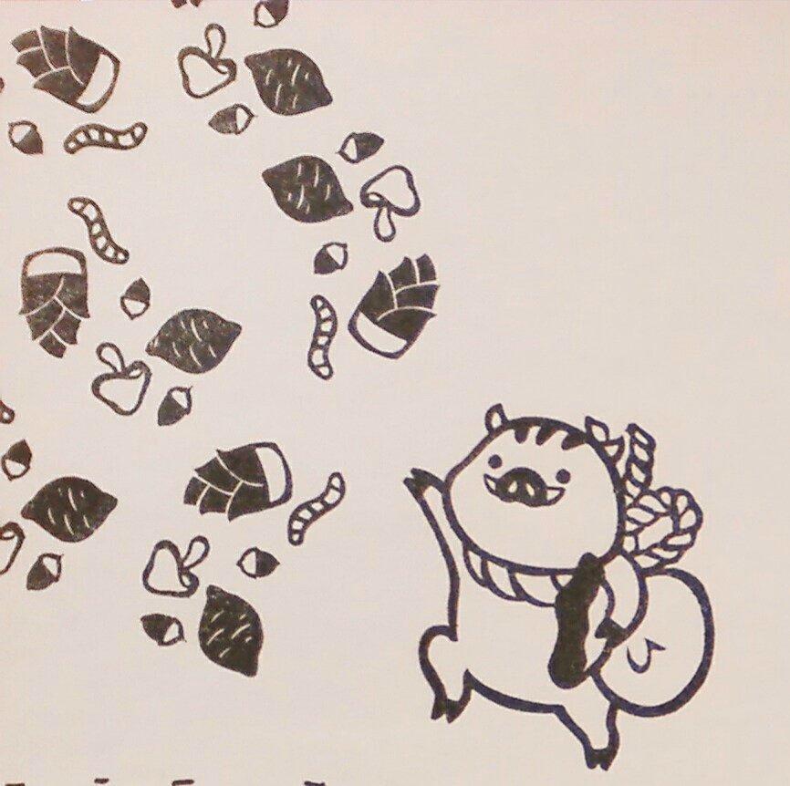 猫町文具店(仮)からのお知らせ(うさむし年賀はんこ)。_f0220714_16093573.jpg