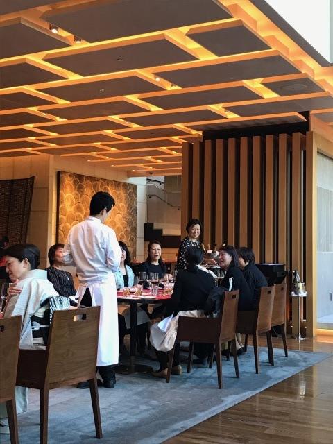 フォーシーズンズホテル京都での美食のマリアージュ_c0213220_07284087.jpg