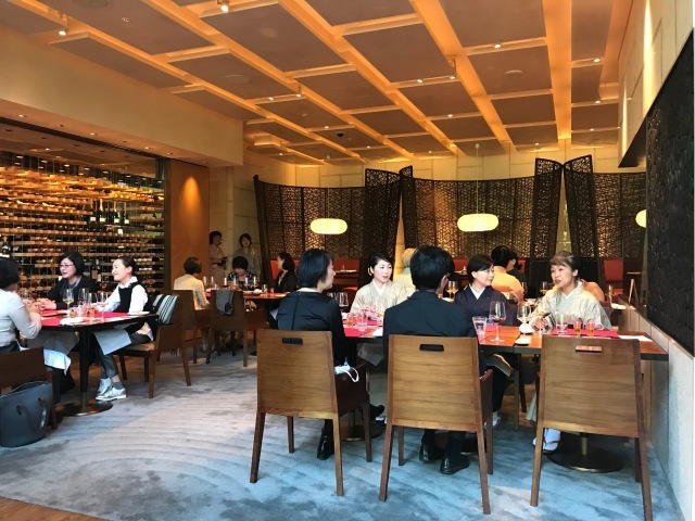 フォーシーズンズホテル京都での美食のマリアージュ_c0213220_07291960.jpg