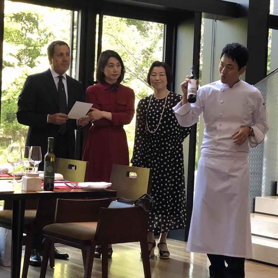 フォーシーズンズホテル京都での美食のマリアージュ_c0213220_07342327.jpg