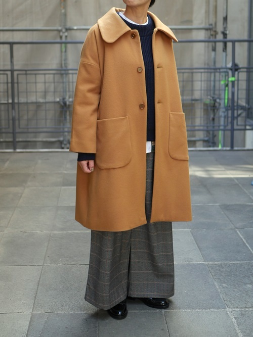 OUTER & KNIT COLLECTION ~グランマ ウールのコートたち~_e0247148_21072447.jpg