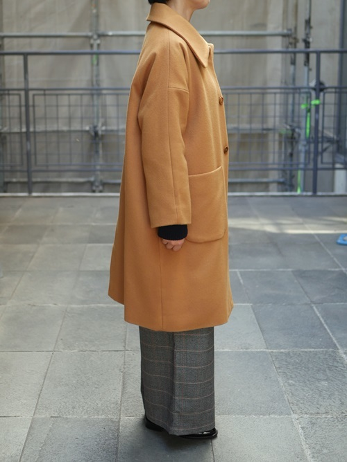 OUTER & KNIT COLLECTION ~グランマ ウールのコートたち~_e0247148_21073045.jpg
