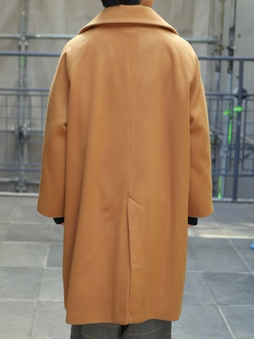 OUTER & KNIT COLLECTION ~グランマ ウールのコートたち~_e0247148_21073652.jpg
