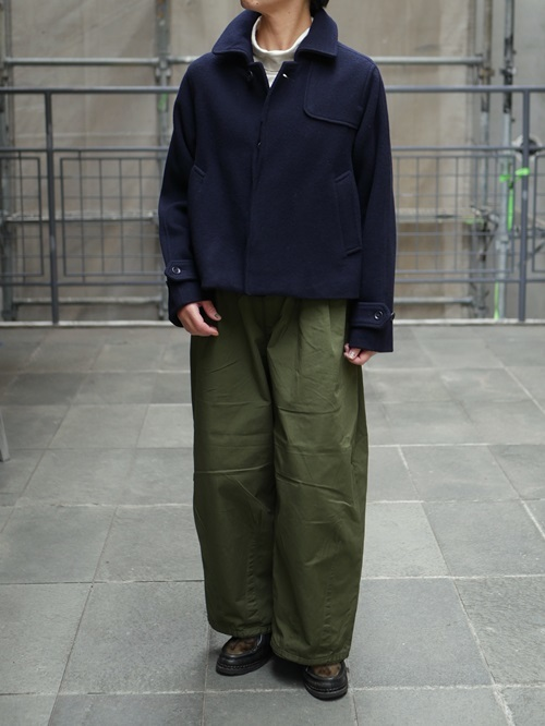 OUTER & KNIT COLLECTION ~グランマ ウールのコートたち~_e0247148_21084648.jpg