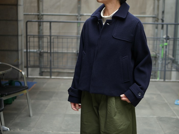 OUTER & KNIT COLLECTION ~グランマ ウールのコートたち~_e0247148_21090492.jpg