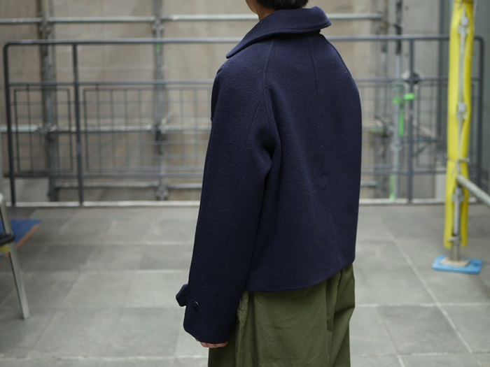 OUTER & KNIT COLLECTION ~グランマ ウールのコートたち~_e0247148_21091371.jpg