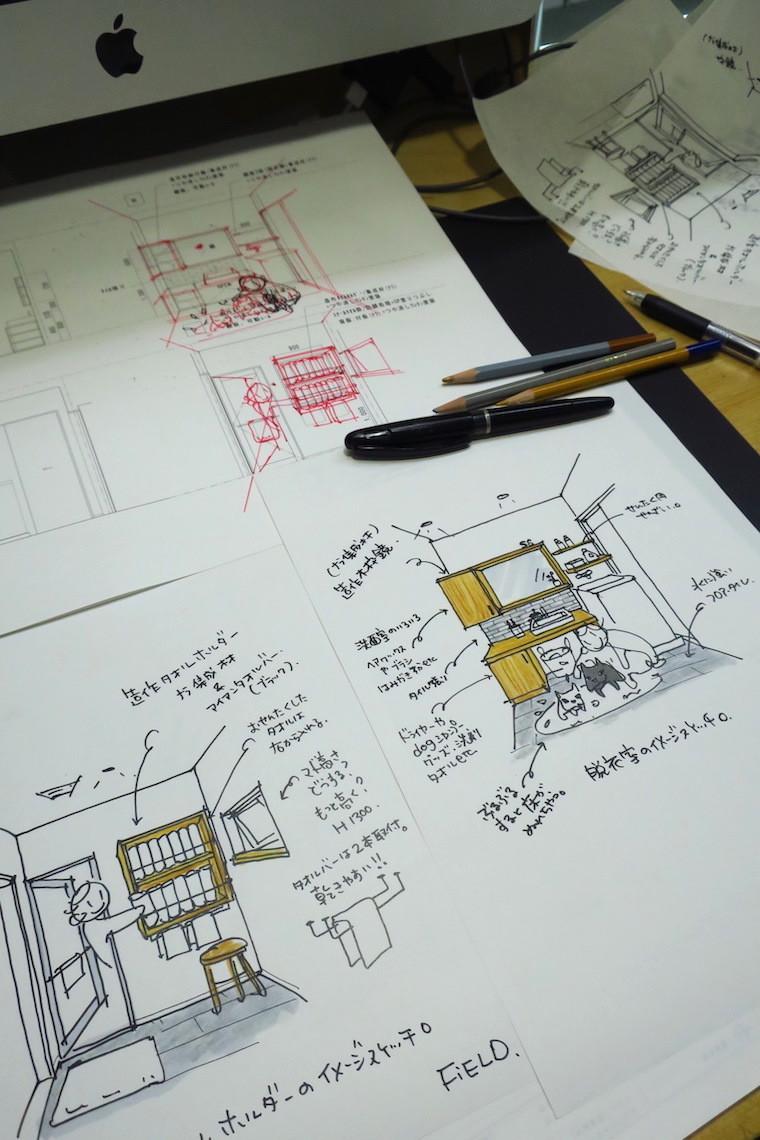 完成!けいかく中「BuBu House」_f0324766_21100593.jpg