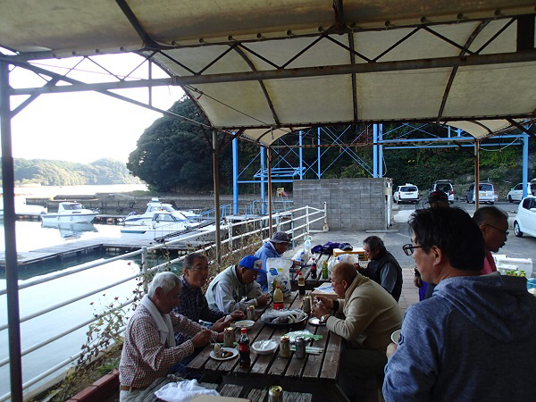 つばきマリーナ秋の釣り大会_a0077071_14163358.jpg