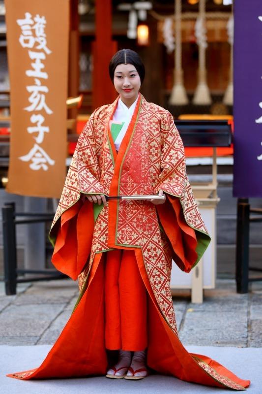 護王神社 亥子祭 前篇_c0196076_09024634.jpg