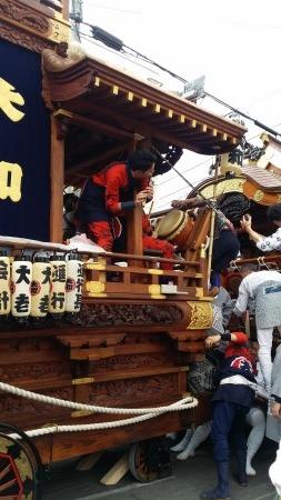 祭シリーズ  喧嘩囃子『富士宮祭り』_b0011584_05273018.jpg
