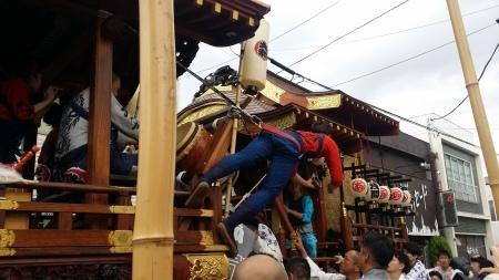 祭シリーズ  喧嘩囃子『富士宮祭り』_b0011584_05281278.jpg