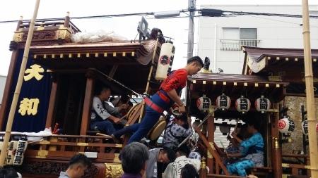 祭シリーズ  喧嘩囃子『富士宮祭り』_b0011584_05391051.jpg