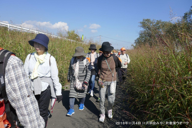 11月例会みやこ町散策ウオーク_d0389843_16095107.jpg