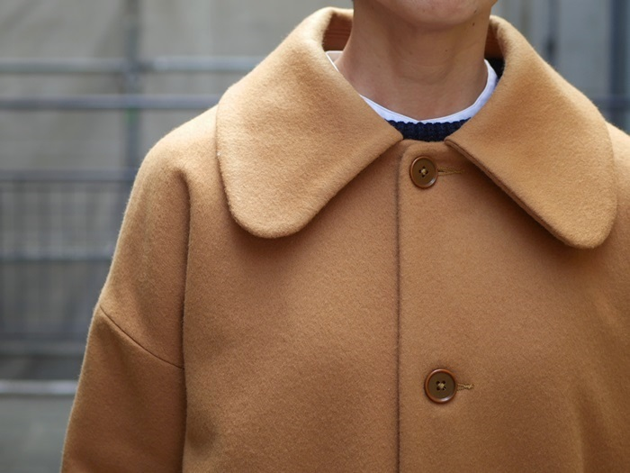 OUTER & KNIT COLLECTION ~グランマ ウールのコートたち~_e0247148_13393963.jpg