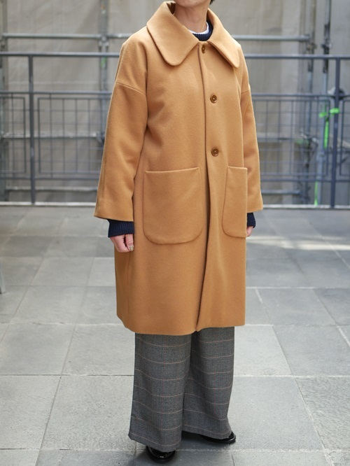 OUTER & KNIT COLLECTION ~グランマ ウールのコートたち~_e0247148_13395484.jpg