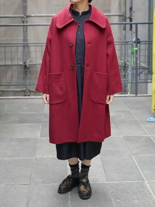 OUTER & KNIT COLLECTION ~グランマ ウールのコートたち~_e0247148_13400846.jpg