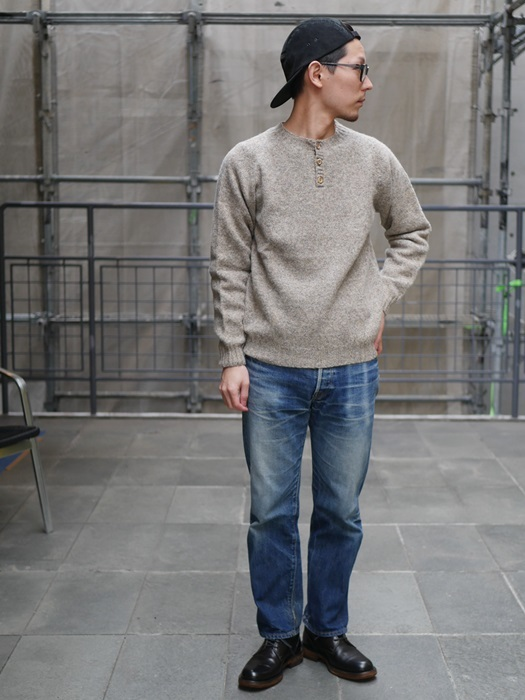 OUTER & KNIT COLLECTION ~セレクト ニット編~_e0247148_17361721.jpg