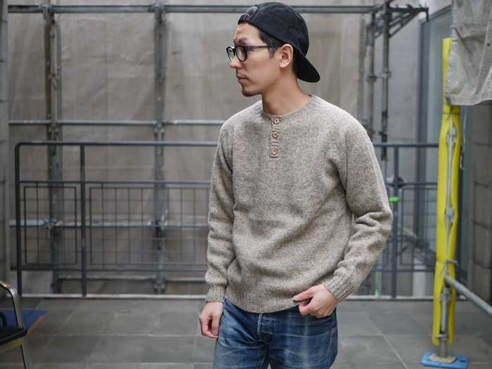 OUTER & KNIT COLLECTION ~セレクト ニット編~_e0247148_17361775.jpg