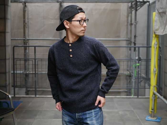 OUTER & KNIT COLLECTION ~セレクト ニット編~_e0247148_17361865.jpg