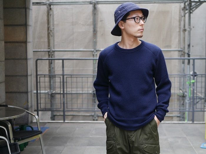 OUTER & KNIT COLLECTION ~セレクト ニット編~_e0247148_17364575.jpg