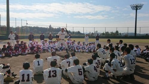 スポーツ教室、始まりました!_d0101562_14071209.jpg