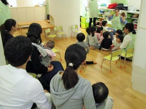 【西新宿園】ハロウィーン(地域交流活動)_a0267292_09271054.jpg