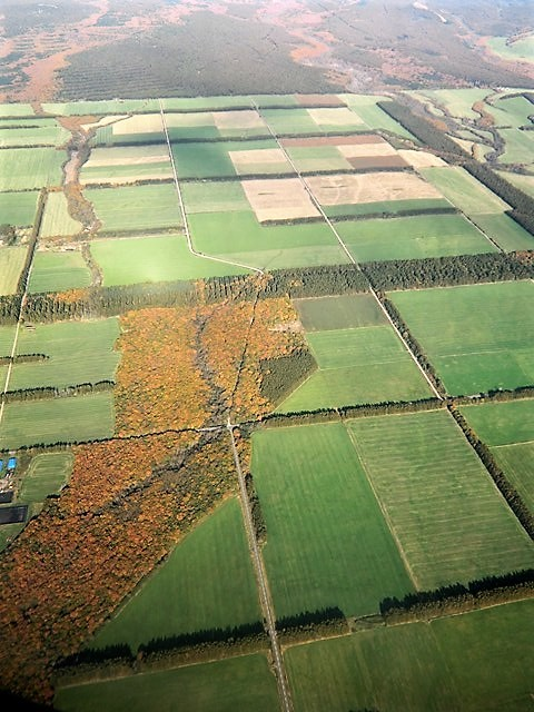 ANA北海道の旅@雄大な自然と北海道、札幌空港から中標津空港へこの便は最高、雌阿寒岳、阿寒湖、屈斜路湖そして摩周湖の絶景か広がる_d0181492_20151675.jpg