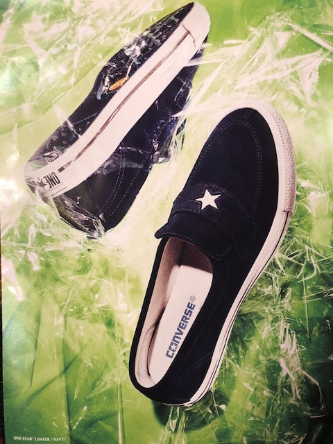 CONVERSE  Addict 2018AW  ONE STAR LOAFER  _a0222424_21554687.jpg