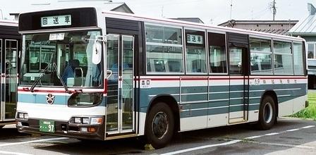 南越後観光バス 日野KL-HT2PMEA +日野車体_e0030537_00443578.jpg