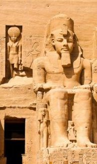 古代エジプト アブ・シンベル神殿_c0011649_21344701.jpg