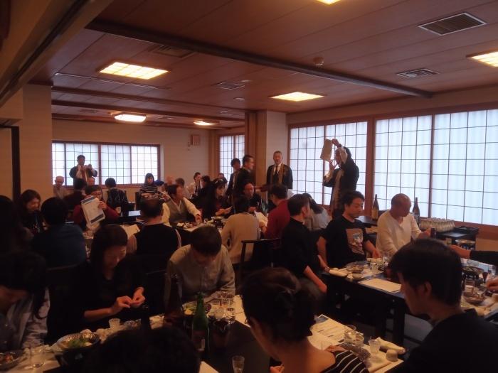 第五回「松の司を楽しむ会」in ひさご寿司 御礼!_f0342355_07345507.jpg