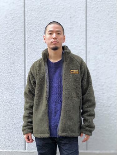 絶品フリース、完売間近ッス…!!_d0227059_13132693.jpg