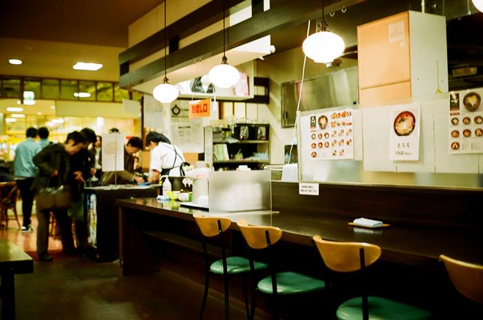 珈琲館の喫煙客と麺屋さんのありがたいサポート_c0182775_16415190.jpg