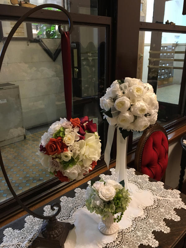 ロゼブランシェ協会10周年記念展示会の御礼_c0195496_14141410.jpg