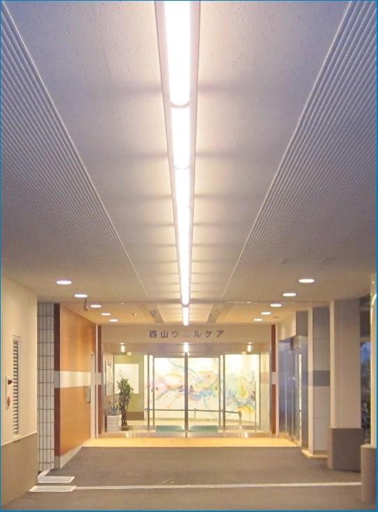 N病院グループ N.W.介護老人保健施設 改修・増築工事 8_c0376508_17563639.jpg