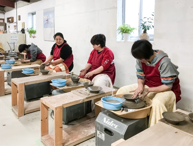 本日の陶芸教室 Vol.830_a0163716_22034921.jpg