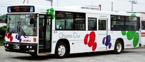 あつまバス 日デKL-UA452PAN +西工96MC_e0030537_22375526.jpg